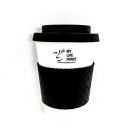 daugkartinio naudojimo perdirbamas puodelis